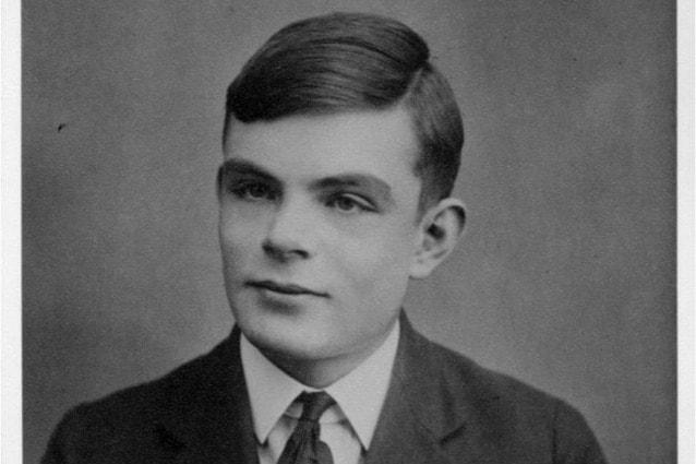 Alan Turing a 16 anni