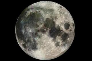 Perché la Luna ha la forma di un limone?