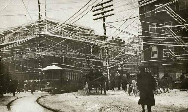 New York, 1887.