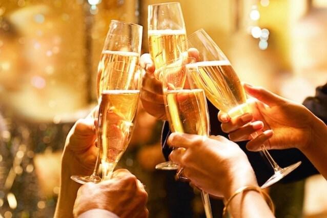 Champagne Flûte