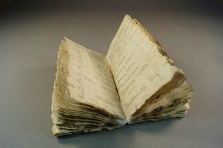Un diario nascosto dai ghiacci da un secolo