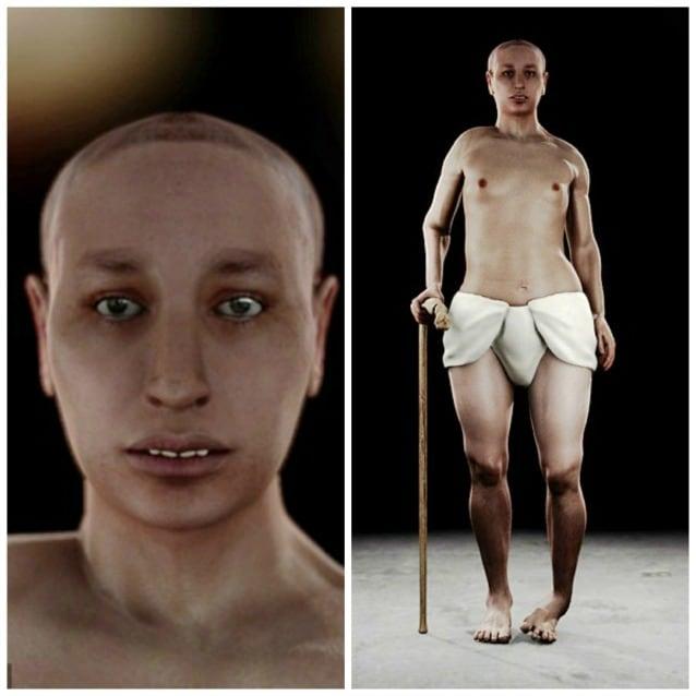 """Il vero volto del faraone svelato da un documentario di BBC One dal titolo """"Tutankhamun: The Truth Uncovered"""" che andrà in onda la prossima domenica"""