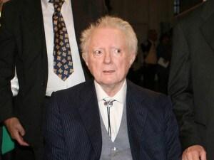 Tullio Regge nel 2007 (Foto Lapresse).