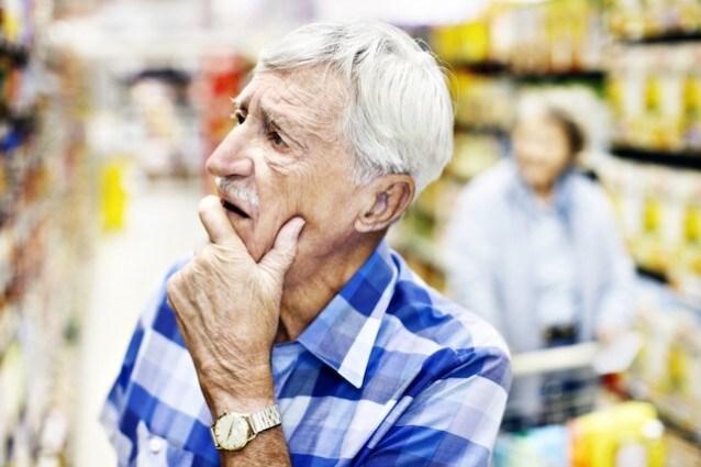 La demenza dipende dall'altezza: i più bassi corrono un rischio maggiore