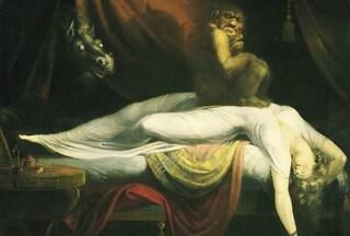 Parasonnie: quando il sonno diventa incubo