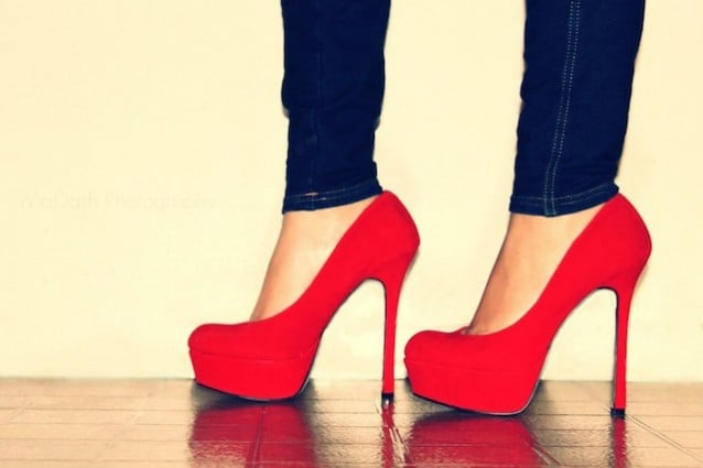 first rate fd53c 65a00 Perché le donne con i tacchi alti piacciono agli uomini?
