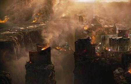 Los Angeles distrutta nel film 2012
