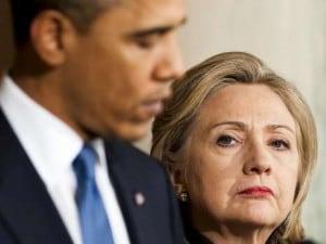 Obama Clinton Libia