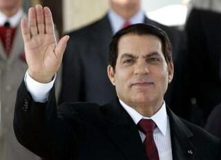 Morto l'ex presidente della Tunisia Ben Ali, aveva 83 anni: a stroncarlo una lunga malattia