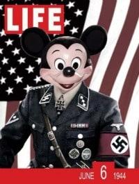 topolino nazi