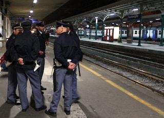 Dramma a Ventimiglia, migrante folgorato mentre viaggia sul tetto di un treno