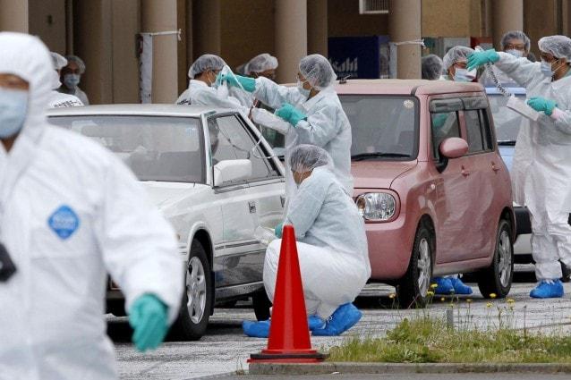 Gli abitanti di Fukushima e l'urina radioattiva