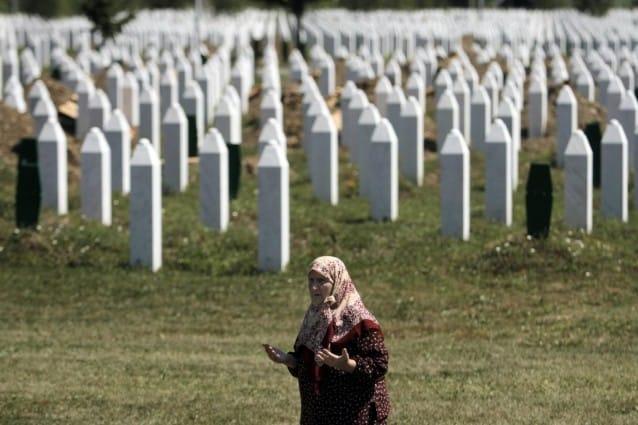 Sedicesimo anniversario della strage di Srebrenica