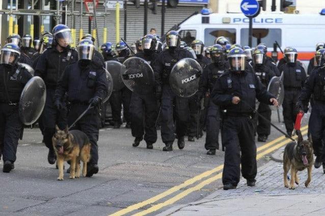 I cittadini difendono Londra