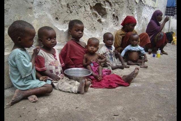 Somalia.Siccità