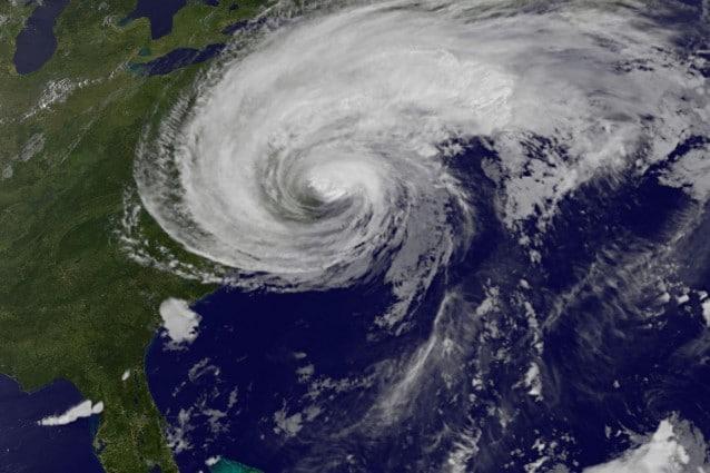 L'Uragano Irene