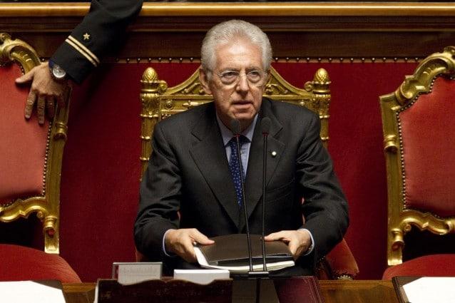 Il governo monti alla prova della camera la diretta del for Oggi parlamento diretta