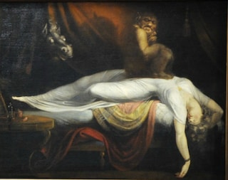 Paralisi ipnagogica, cosa sono le allucinazioni notturne e cosa fare