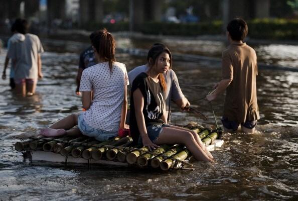 disastro thailandia