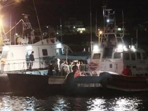 Tre immigrati morti in mare a Brindisi
