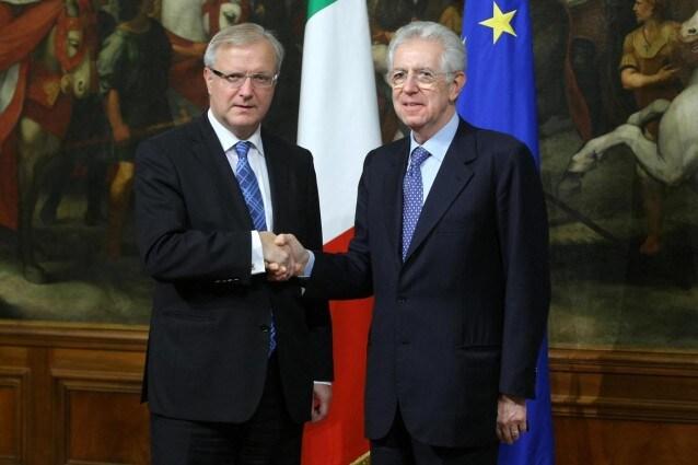 Se crolla l'Italia, fallisce l'europa. Fitch dichiara il paese in recessione