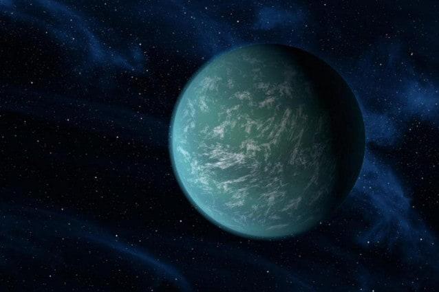 La sua scoperta è stata annunciata dalla NASA due settimane fa, Kepler 22b è lontano 600 anni luce da noi ed è molto simile per dimensioni ed orbita. E sulla sua superficie potrebbe esserci dell'acqua allo stato liquido.