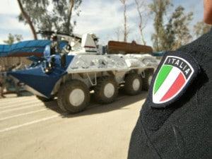 Spese Militari esercito italiano