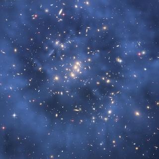 Galassie satelliti di materia oscura circondano la Via Lattea