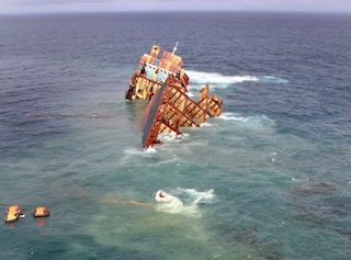 Sapone magnetico, allo studio un nuovo rimedio per pulire i mari dal petrolio