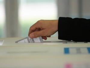 Voto alle elezioni