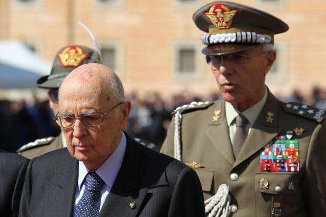 Una truffa on line e una richiesta di pagamento diretta proprio a Giorgio Napolitano