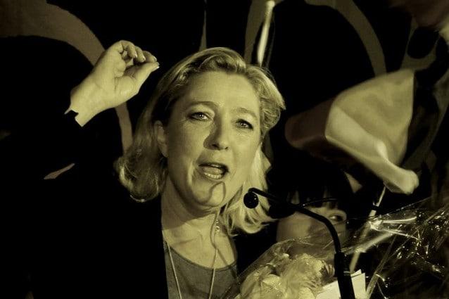 Marine Le Pen presidenziali francesi 2012