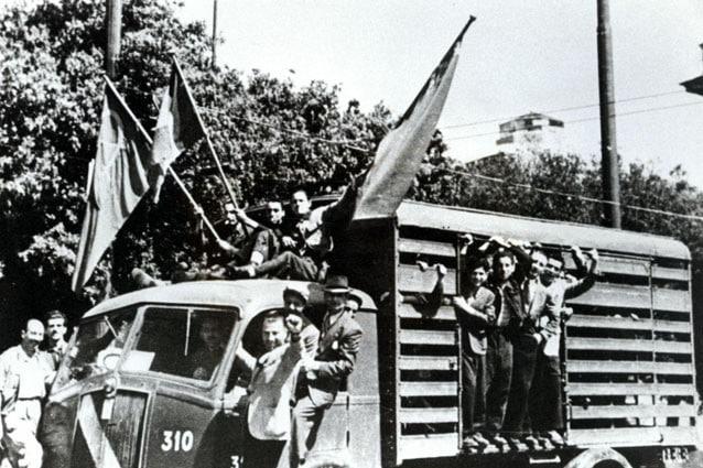 ucronia se il 25 aprile 1945 non fosse mai esistito