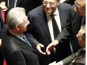 In Italia la classe dirigente più vecchia d'Europa