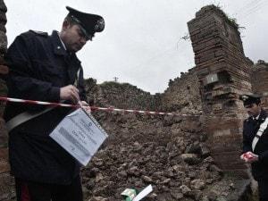 Le Monde: Pompei, un simbolo dell'Italia stanca