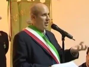 Rosello paese dell'amore e dei lucchetti col sindaco Moccia