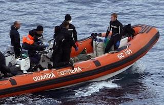 Sardegna, naufragio a causa del maltempo: muore un turista francese