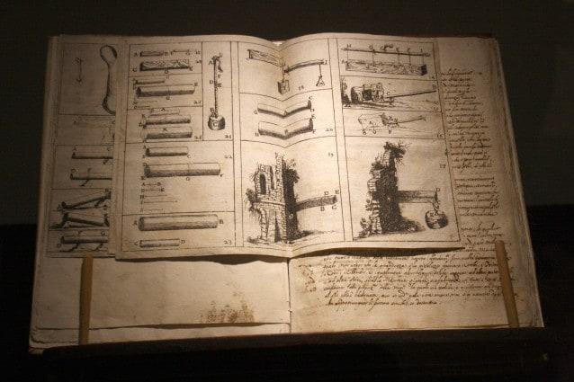 Mostra 'Galileo e l'universo dei suoi libri'