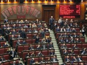 Parlamentari-numero