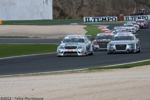 "Superstars International Series - Autodromo di Vallelunga ""Piero Taruffi"""