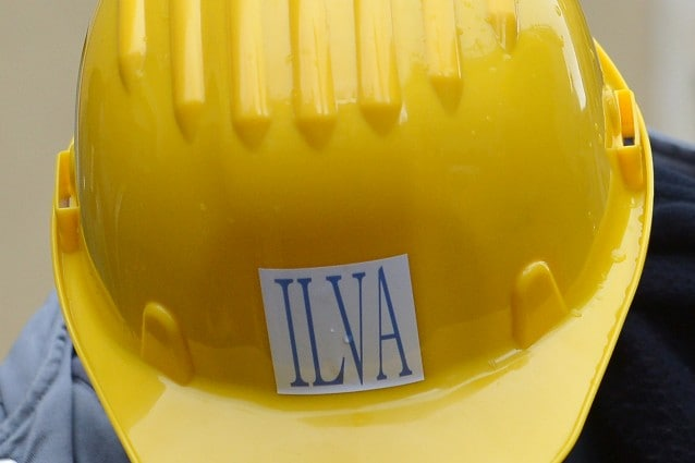 ITALY-PROTEST-LABOUR-WORKERS-ILVA