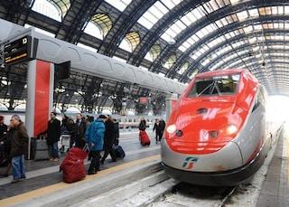 Treno ad alta velocità travolge un uomo, traffico ferroviario in tilt tra Bologna e Padova