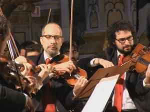 L'ultimo concerto della Nuova Orchestra Scarlatti di Napoli