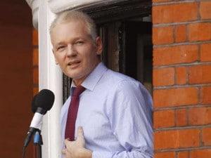 Assange-Senato