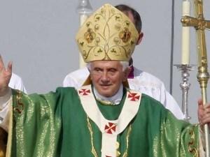 benedettoXVI-Ratzinger