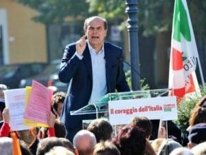 Il centrosinistra non vince a Bettola, comune in provincia di Piacenza che ha dato i natali al segretario del Pd Pierluigi Bersani. Sia alla Camera che al Senato la vittoria va alla coalizione di centrodestra guidata da Berlusconi.