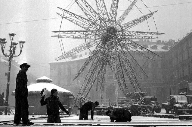 Neve a Carnevale
