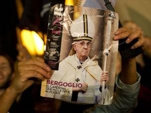 Felicità in Argentina per Papa Francesco I