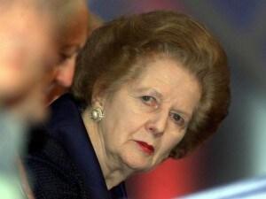 GB: E' MORTA MARGARET THATCHER