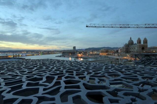 La-nuova-area-museale-al-porto-di-Marsiglia